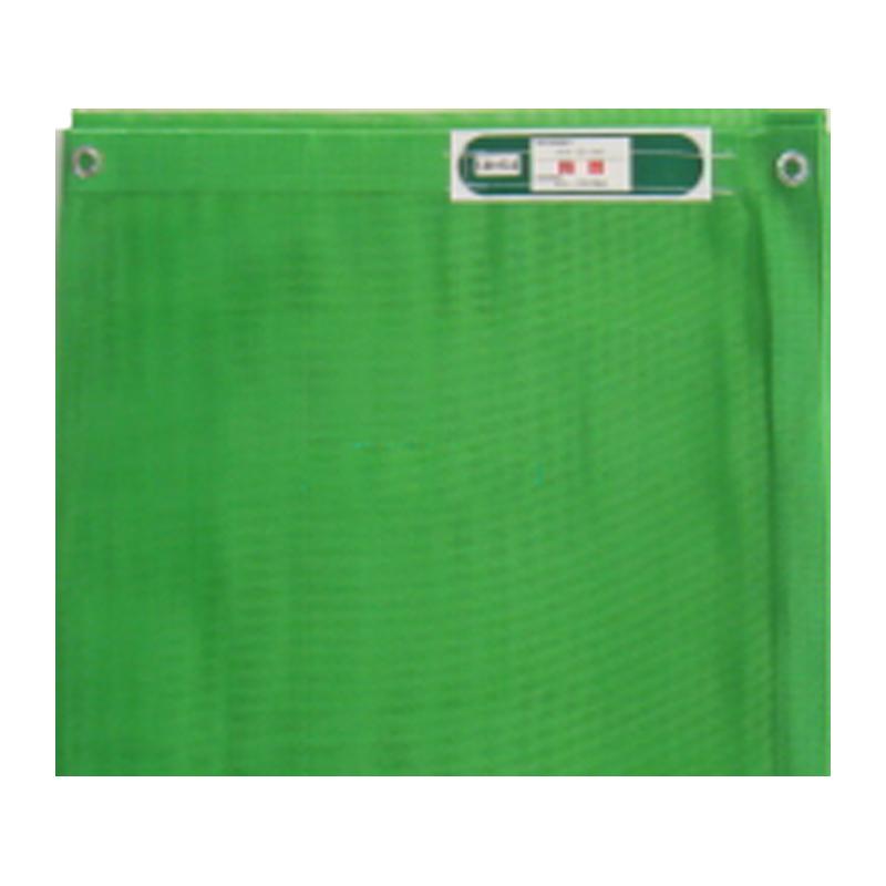 【25枚】 ブルーシート ターピーソフトメッシュシート 3.6 × 5.4 m グリーン 萩原工業製 国産日本製 ツ化 【代引不可】