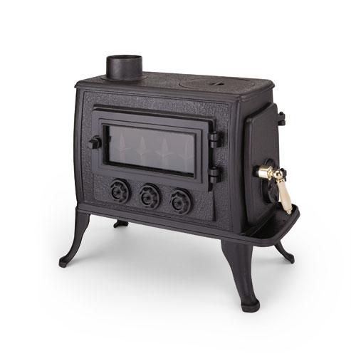 【個人宅配送不可】【北海道不可】 薪ストーブ 暖炉 ST-2103DX インターファームプロダクツ イF【代引不可】