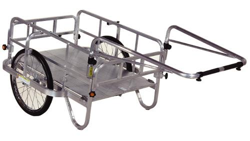 新着商品 ハラックス アルミ 製 折り畳み式 リヤカー コンパック HC-906 防J 個人宅配送, 着物レンタル美装館 51b8089c