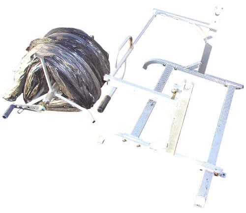 ハラックス アルミ製 マルチ回収器 チョイマキ MM-600 防J【代引不可】