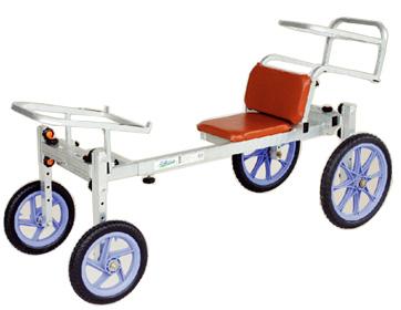 【個人宅配送不可】ハラックス 乗用植え付け・収穫兼用作業車 ナエッコ NKH-600S 防J【送料無料】【代引不可】