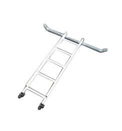 納期2週間程度 【大型配送】 ビニールハウス専用はしご セレクトフィット用  延長はしご 1.5m ミツル ND