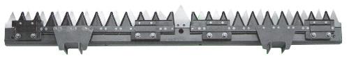 【納期一週間程度】 イセキ コンバイン刈刃 HVG320 HVG323 HVA314 HVA316 清製H