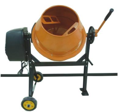 電動ミキサー 115L SDM-70 肥料や養土混合 コンクリート撹拌に シN直送