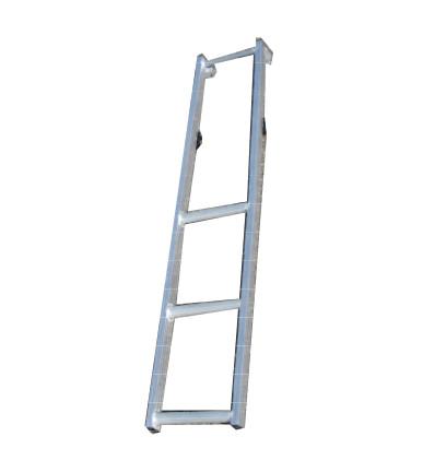 納期2週間程度 ビニールハウス専用はしご セレクトフィット用 補助ステップ SPS-3 ミツル ND