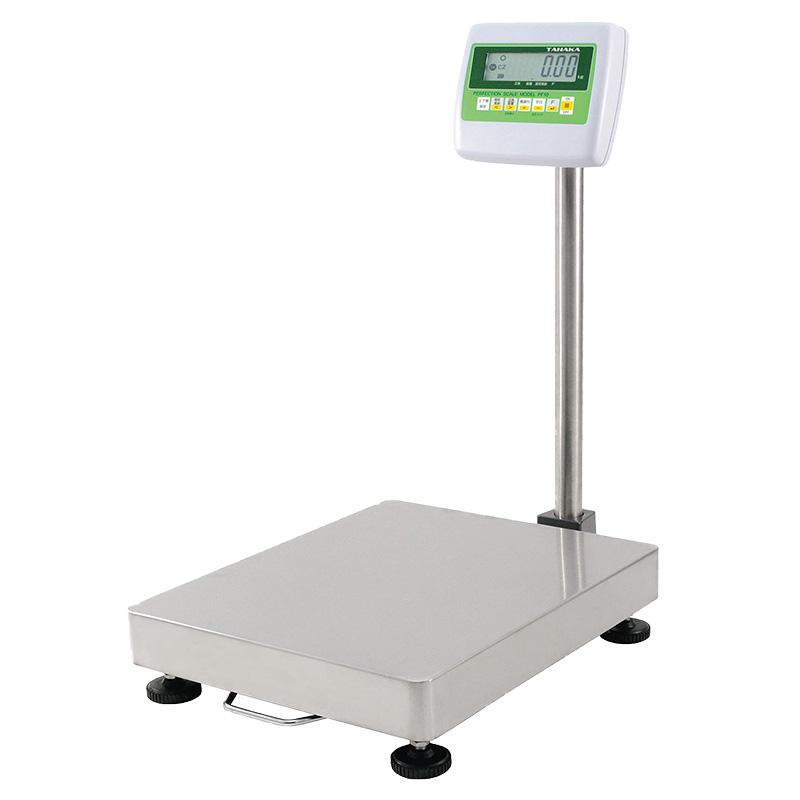 個人宅配送不可 デジタル台はかり 60kg パーフェクションスケール PF10-60N 検定付 (取引証明用) 田中衡機 代引不可