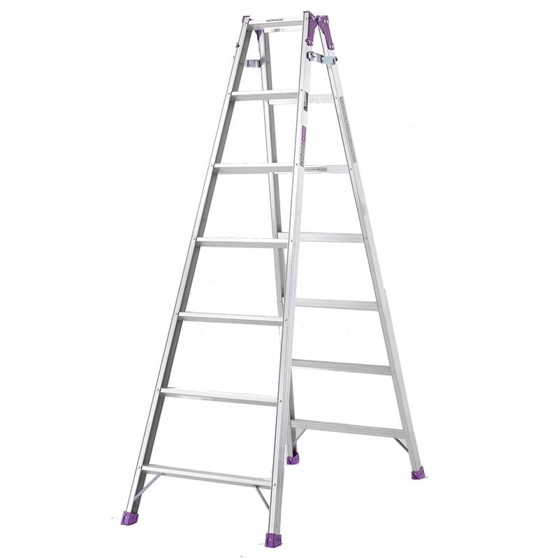 【北海道配送不可】 脚立 7尺 組立高さ1.7m はしご 兼用 MR-210W 製品安全協会認定品 アルインコ アR【代引不可】