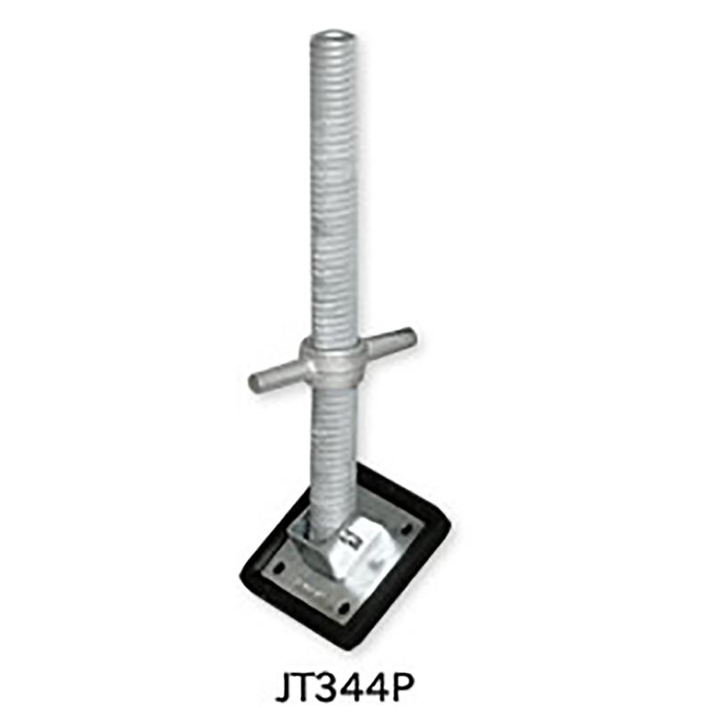 【5本】伊藤製作所 123 中空チルトジャッキ 直径 42.7 / 48.6 mm用 JT344P アMD