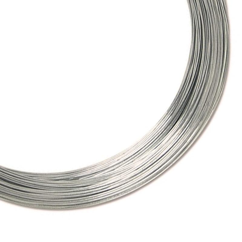 針金 ステンレス 線 (SUS304) 10kg ♯16 太さ 1.6mm × 620m ホームワイヤー 吉KD