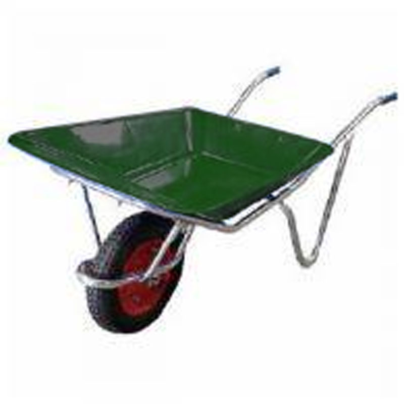 【離島配送不可】【大型配送】 アルミ 一輪車 ネコ (農業用 園芸用) 2才積 浅型 シN直送