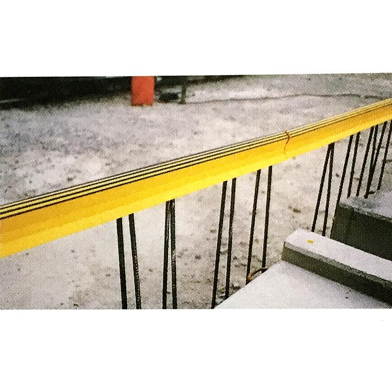 40本 スーパータイガード D10~D29 鉄筋 カバー 黄 コT 代引不可