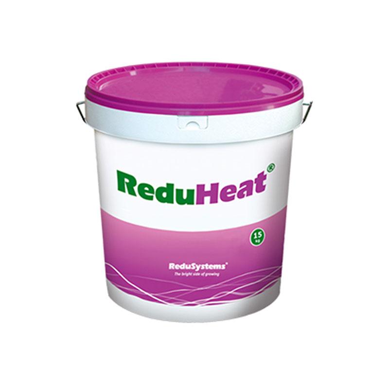 【1缶】 ビニールハウス に塗る 遮熱 剤 レディヒート ReduHeat 15kg 塗布 カ施 【代引不可】