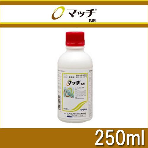 【5個】 殺虫剤 マッチ乳剤 250ml シンジェンタ 農薬 イN【代引不可】