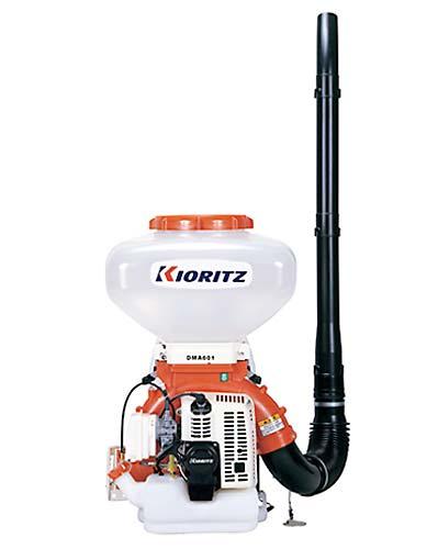 【KIORITZ/共立】 背負動力散布機 DMA601F 【限定品/オートスタート/散布機/ミスト】