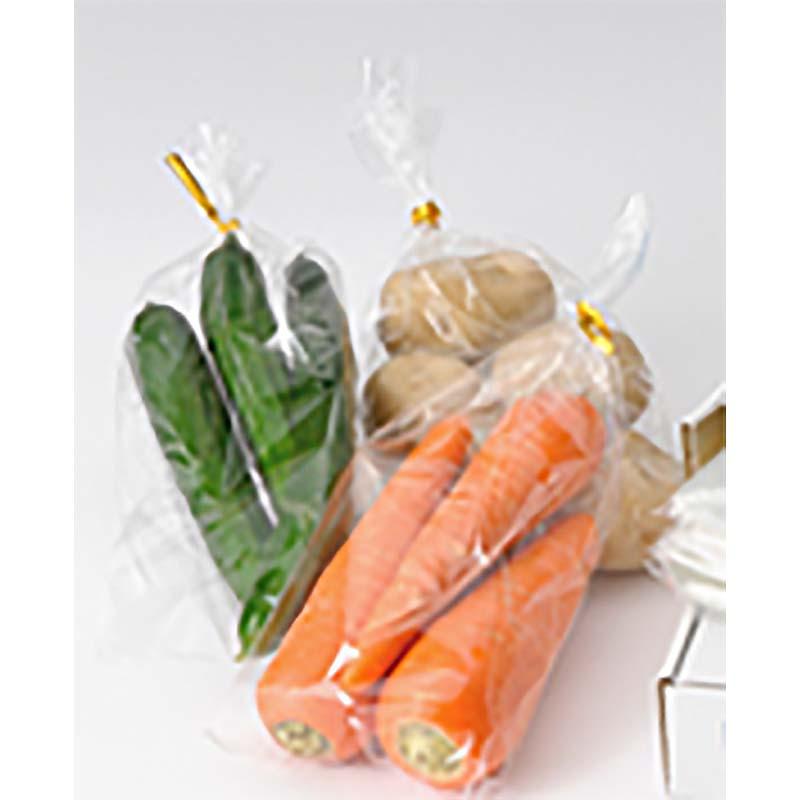 ボードン袋 4穴プラ付 No.8 0.02mm厚×150×250 10000枚入 野菜出荷透明袋 日A【代引不可】