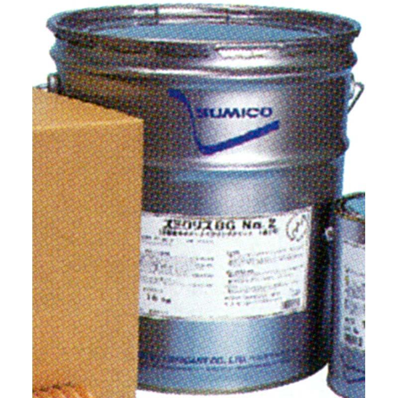 【個人宅配送不可】 農機 用 汎用 リチウム グリース スミグリス BG NO.2 16kg 住鉱潤滑剤 (SUMICO) ホK【代引不可】