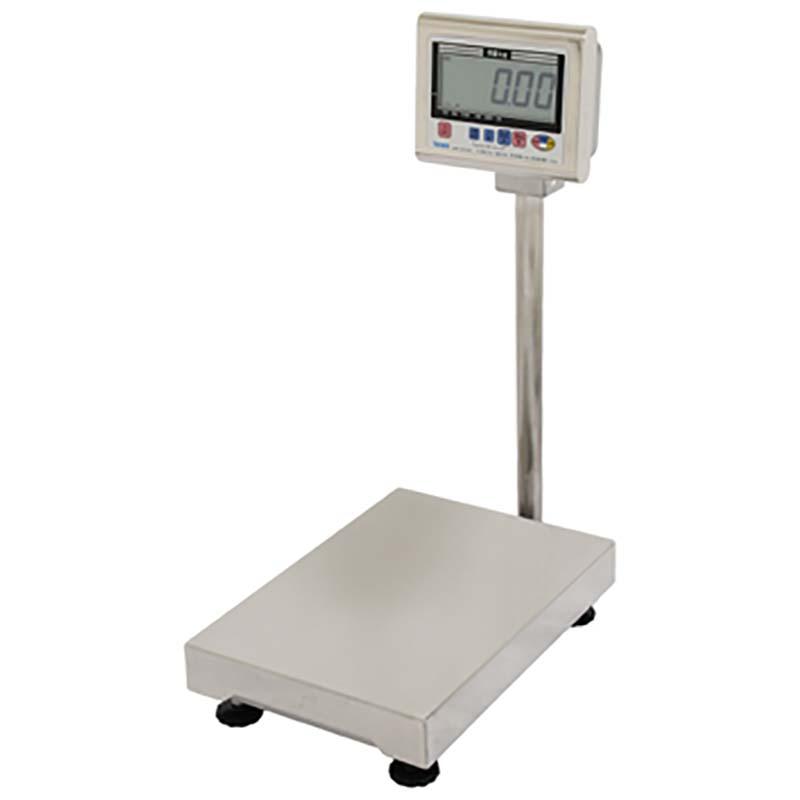 防水型 デジタル 台はかり DP-6700N-120 ひょう量120kg 検定外品 大和製衡 ヤマト 高K【代引き不可】