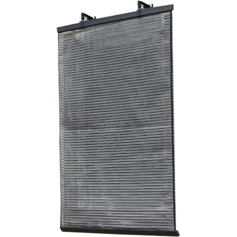 【10本】 防虫サンシェード 90×120cm グレー BS-9012 すだれ UVカット 遮熱 ターフ ワタナベ工業 金T【代引不可】