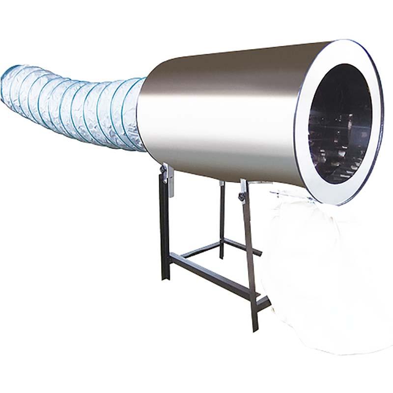【個人宅配送不可】 ステンクリーナー SC-500 穀物乾燥機用 集塵器 ケーエス製販ケS【代引不可】