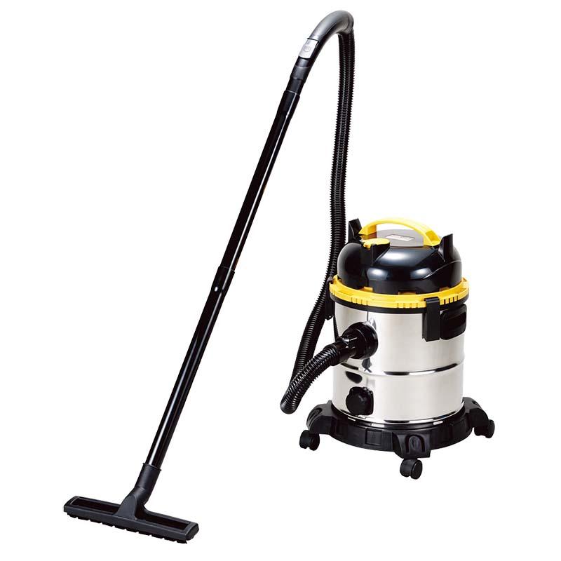 掃除機 ステンレスバキュームクリーナー AG-20PA 乾湿両用型 バキューム&ブロワ パオック H
