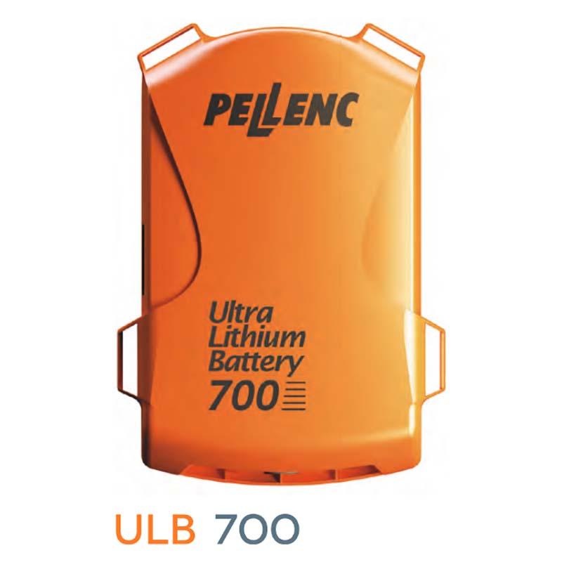 ニッカリ ウルトラ リチウムバッテリー ULB700 有M【代引不可】