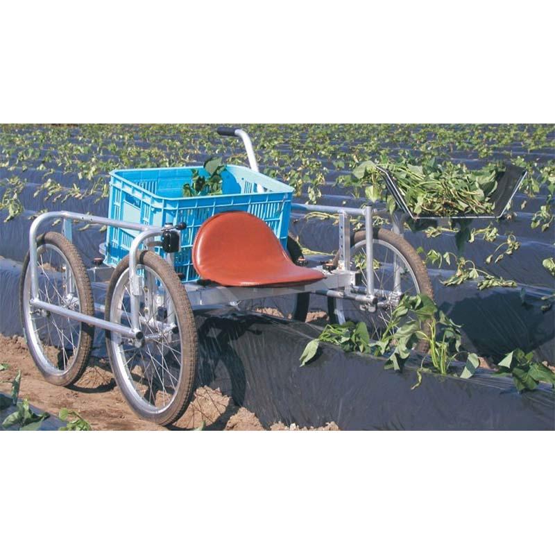 【個人宅配送不可】ハラックス 乗用植え付け作業車 ナエッコ NKS-1100 防J【送料無料】【代引不可】