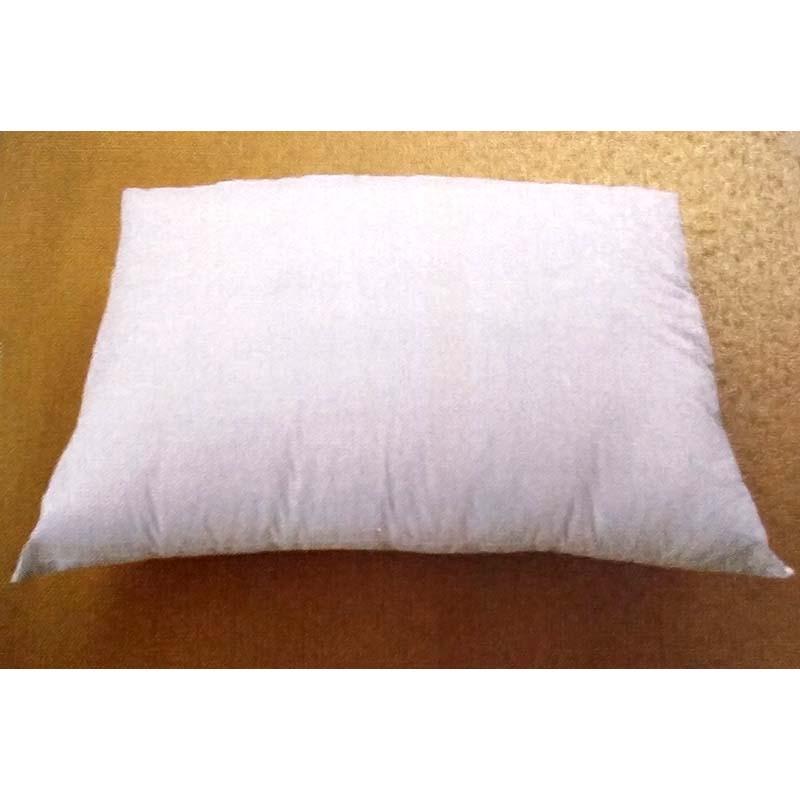 【20個】 中空繊維枕 43×63cm 丸洗いOK 羽毛タッチ 日本製 鈴屋 【代引不可】