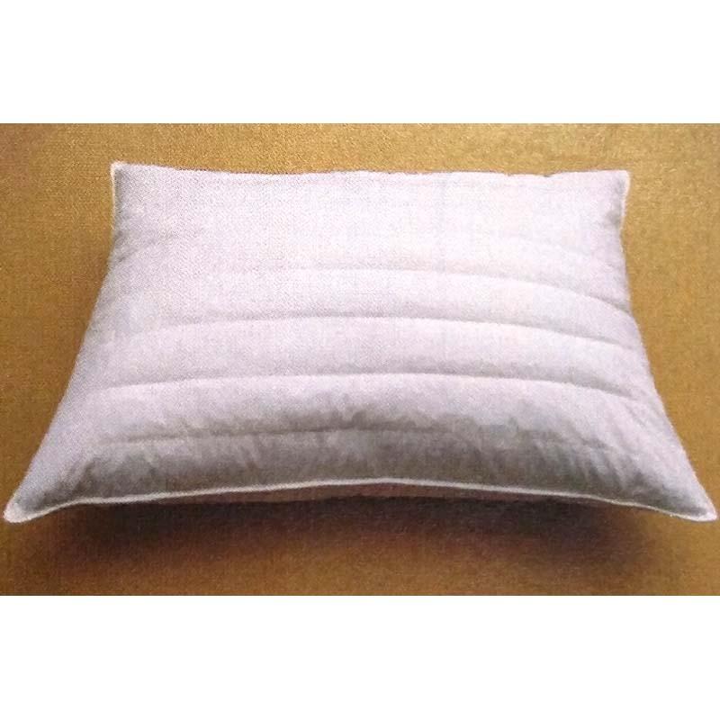 【10個】 羽根パイプ枕 43×63cm 羽根とパイプの両面利用 鈴屋 【代引不可】