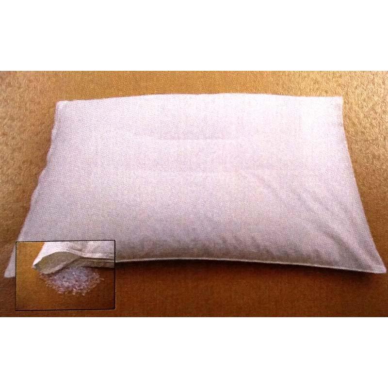 【10個】 ソフトパイプ枕 43×63cm 丸洗いOK 固め 日本製 鈴屋 【代引不可】