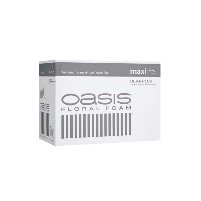 【2箱】 オアシス maxlife デカプラス フローラルフォーム 16個入/箱 イP【代引不可】