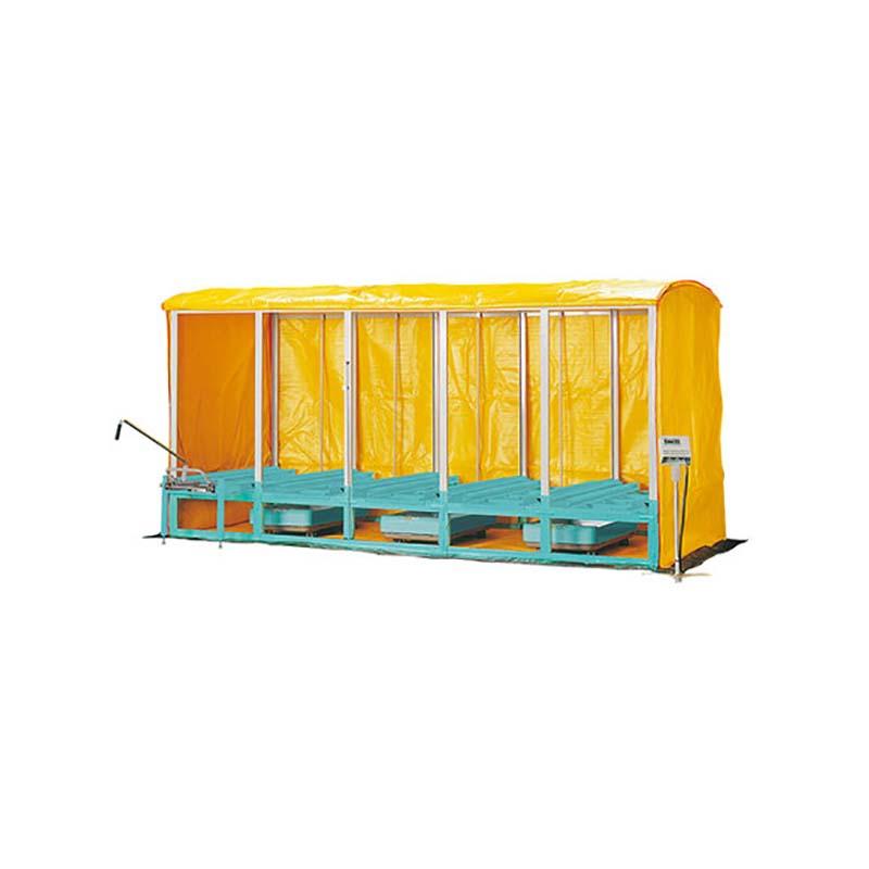 個人宅配送不可 出芽器 複合蒸気式 重ね600枚収納 KT-N600LAB 発芽器 発芽機 出芽機 啓文社 オK 代引不可