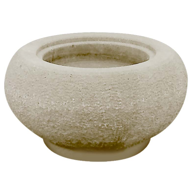 【北海道発送不可】 出雲 鉄鉢 (テッパチ) 1.5尺 46cm 手水鉢 水鉢 【代引不可】