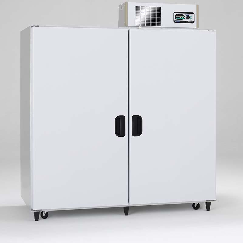 北海道配送不可 玄米保冷庫 アルインコ CMR-40 送料・設置費込 玄米30kg/40袋用日・祝設置不可 アR 代引不可