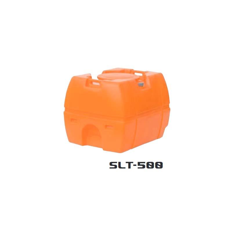 【北海道・東北配送不可】【個人宅配送不可】 スイコー スーパー ローリータンク SLT-500L シB【代引不可】