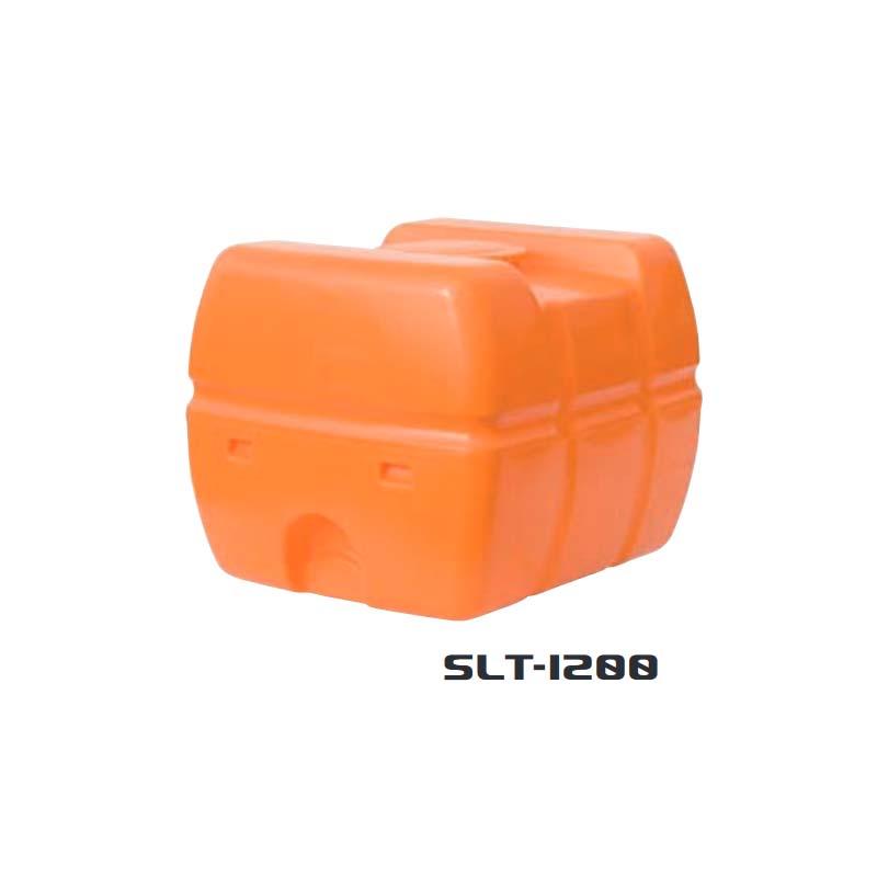 【北海道・東北配送不可】【個人宅配送不可】 スイコー スーパー ローリータンク SLT-1200L シB【代引不可】