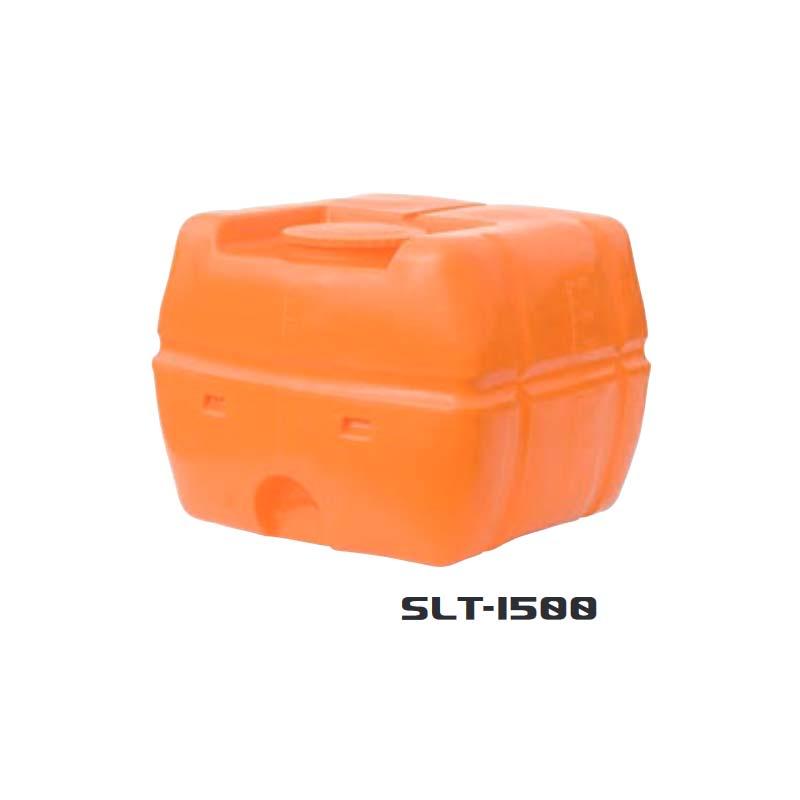 北海道・東北配送不可 個人宅配送不可 スイコー スーパー ローリータンク SLT-1500L シB 代引不可