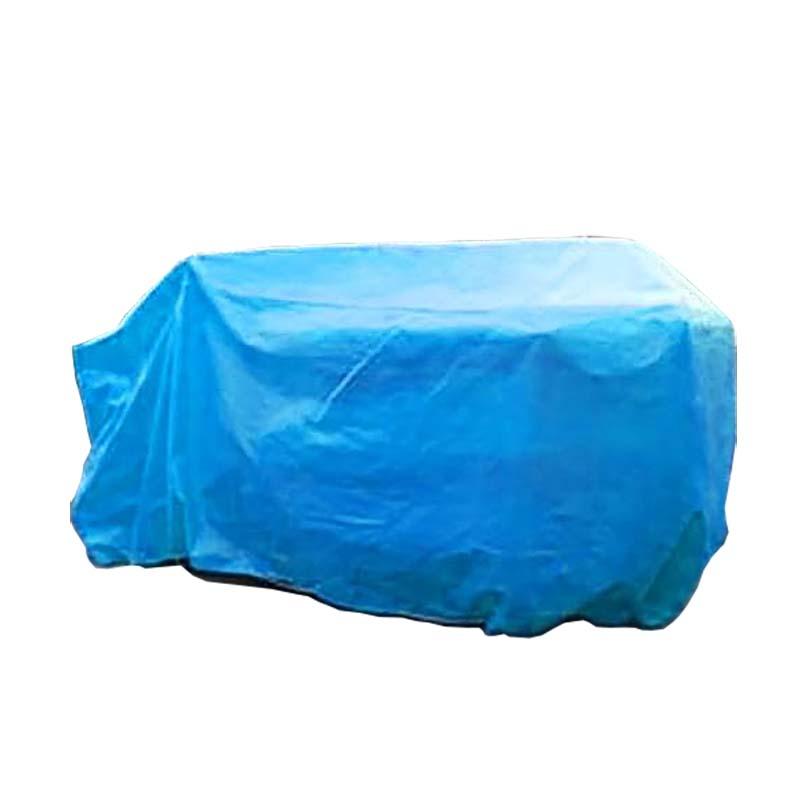 【ブルー】 コンバインカバー J型 幅2200×長さ5400×高さ2200mm 5条 6条用 コMDPZ