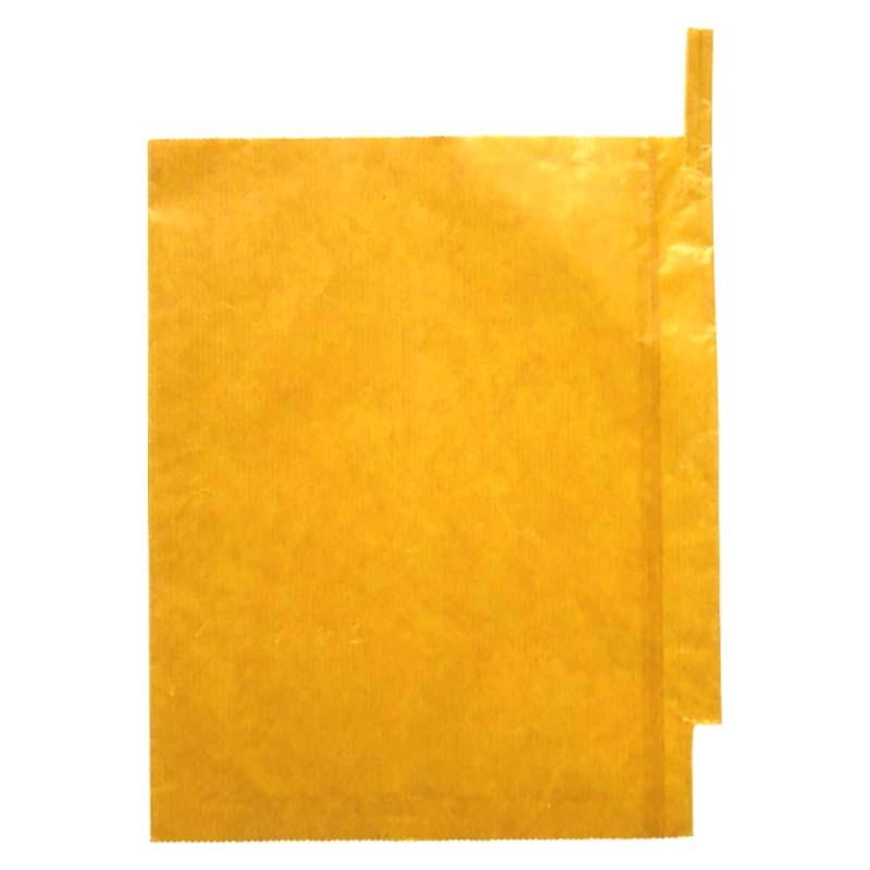 【1500枚】 果実袋 柑橘用掛袋 KSHW#5 二重袋 100-703-5 大玉中晩柑類 一色本店 一S 【代引不可】