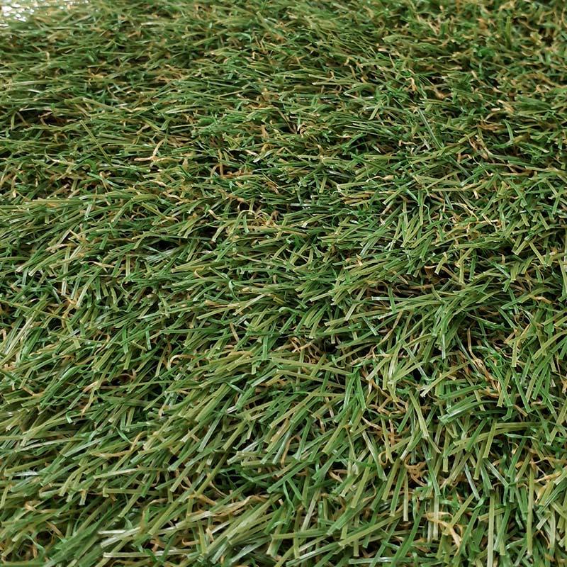 【1枚】 リアル人工芝 芝丈30mm 2m×5m つや消しタイプ シンセイ シN直送