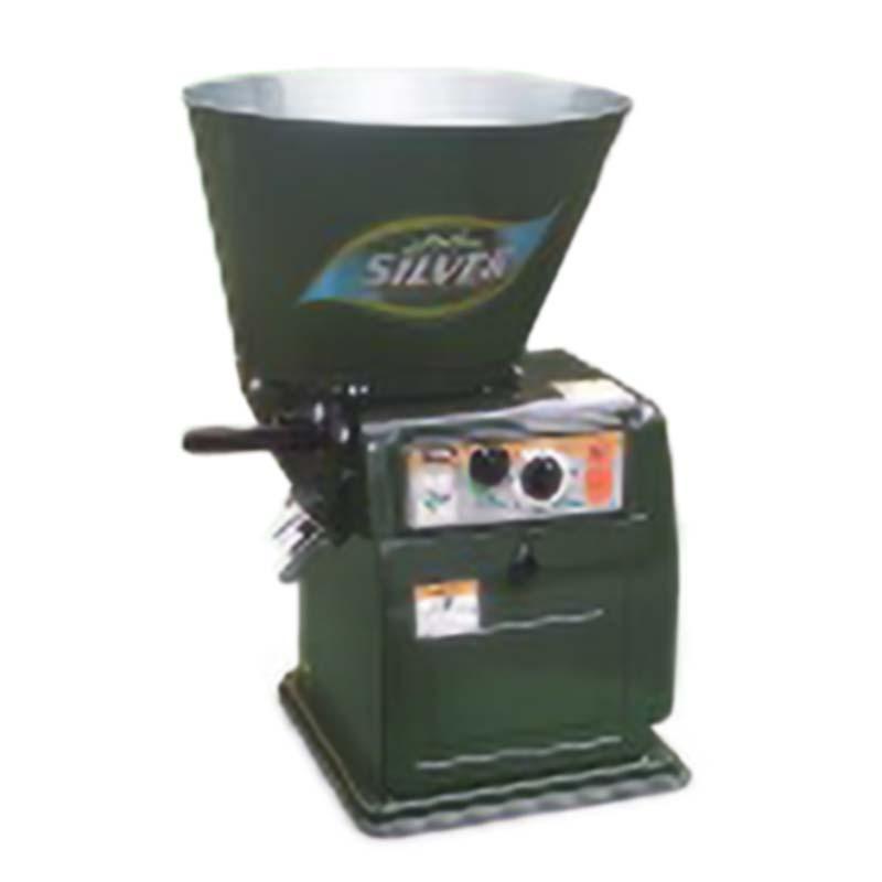 個人宅配送不可 シルバー 精米機 循環式 K-55MA 玄米 15kg (単相100V250W) 水田工業 アグリテクノ矢崎 タ種 代引不可