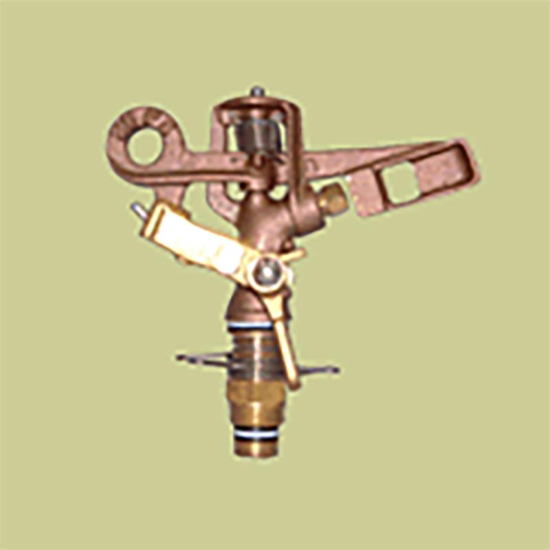 高耐久 金属 (農業用 緑化用) スプリンクラー 小型(S) 25-P4 口径 4.4 mm 基本寸法 1/2PT 20度 共立イリゲート 防J【代引不可】