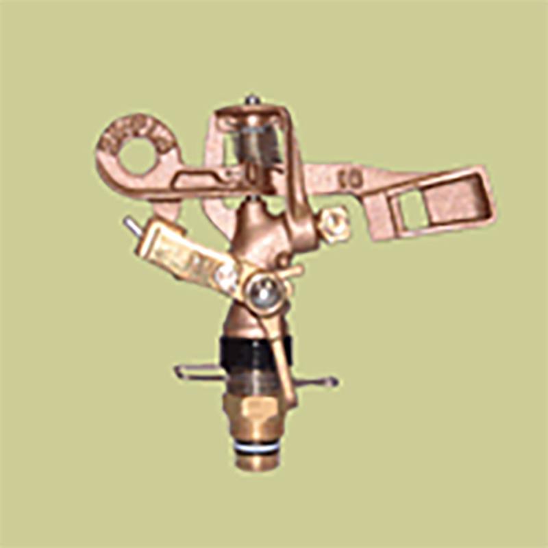 高耐久 金属 (農業用) スプリンクラー 小型(S) 25-PLHL4 口径 3 mm 基本寸法 1/2PT 10度 共立イリゲート 防J【代引不可】