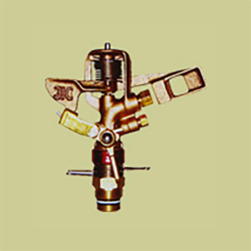 [個人宅不可] 高耐久 金属 (農業用) スプリンクラー 中型 (M1・M2) 30-PW3-2 口径 3.6×2.0 mm 3/4PT 20度 共立イリゲート 防J[代引不可]