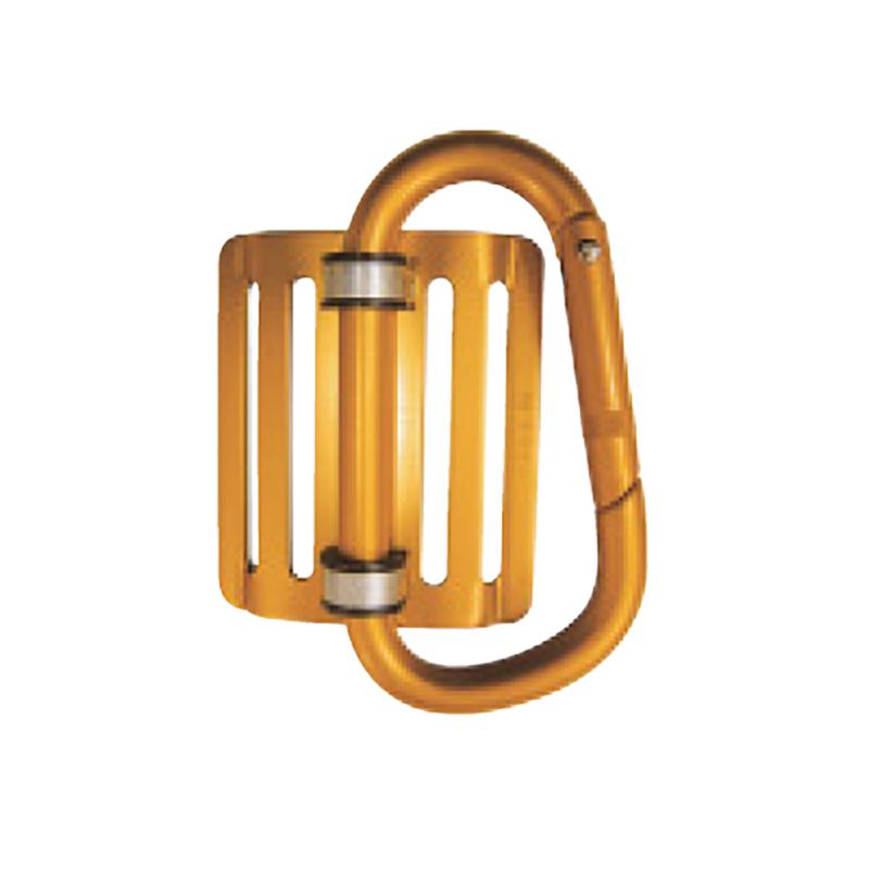 【10個】ツールホルダー K-60G ゴールド 安全帯ベルト巾 全長A 50~60 mm 高さB 113 mm 当板長さC 67 mm 当板巾D 80 mm スリーエッチ HHH H