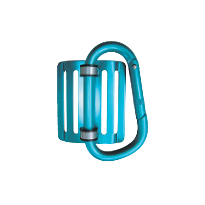 【10個】ツールホルダー K-60B ブルー 安全帯ベルト巾 全長A 50~60 mm 高さB 113 mm 当板長さC 67 mm 当板巾D 80 mm スリーエッチ HHH H