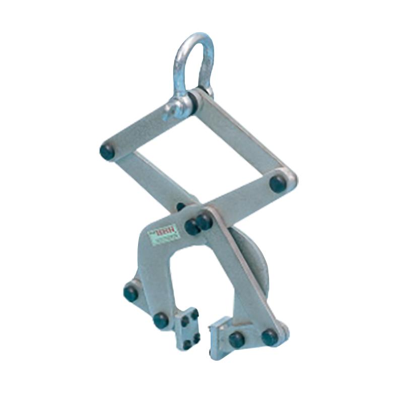 クランプ パレットプーラー PP1ton A(max) 335 mm B(min) 240 mm B(min) 370 mm 木製パレットを引き出すクランプ スリーエッチ HHH H