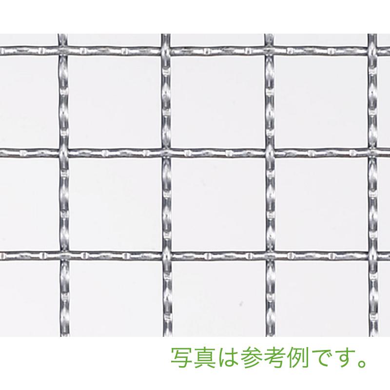最安値挑戦! 910 幅 mm mm 【北海道発送】 網目 30 15 × 線径 金網  吉田隆【】:農業用品販売のプラスワイズ #12(2.6mm)  長さ(巻き) m 亜鉛クリンプ-DIY・工具