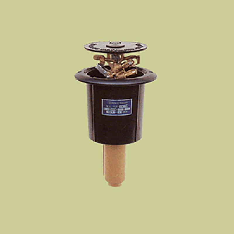 高耐久 金属 (緑化用 ゴルフ場等) ポップアップスプリンクラー PUP-99GWS2 口径 5.6×4.4×3.6V mm 基本寸法 1PT 25度 共立イリゲート 防J【代引不可】