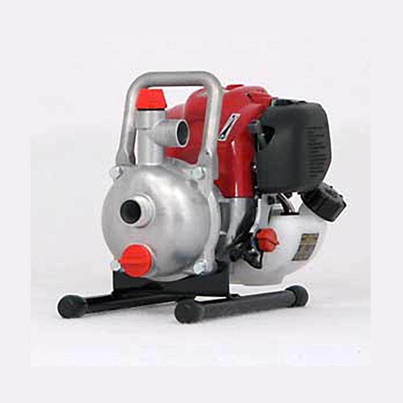 散水 農機具 自動車などの洗浄 ポンプ QP-1HF ホンダ エンジン 1インチ(25×25mm)4サイクルエンジン付 マツサカエンジニアリング 防J【代引不可】