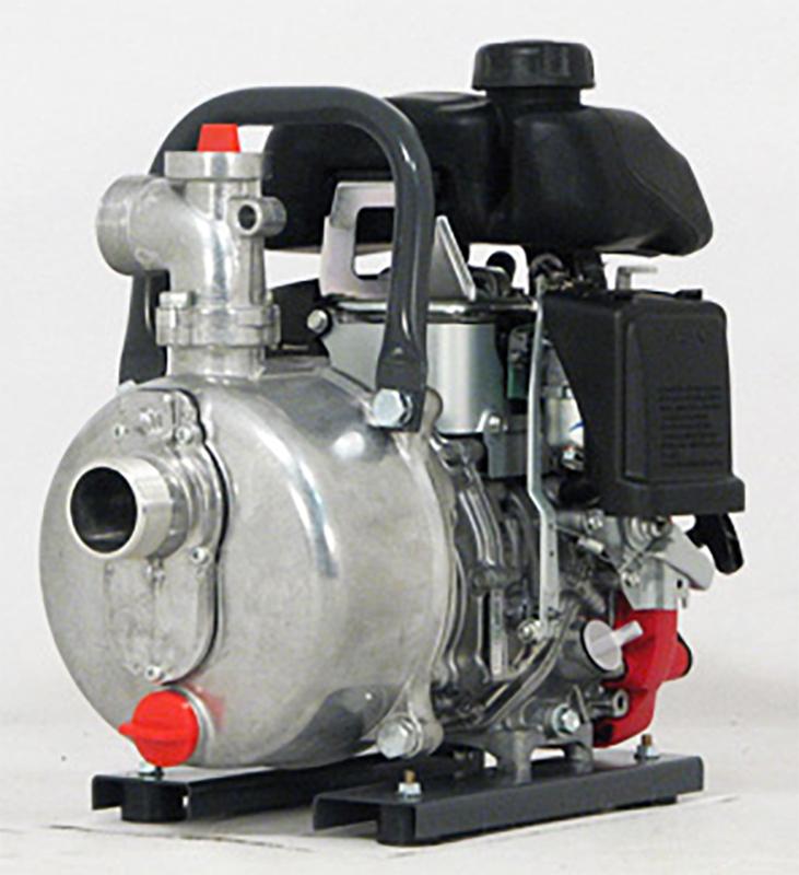 散水 播種 育苗散水 洗浄 一般潅水 ポンプ QP-154SX 1.5インチ高圧ポンプ(4サイクルエンジン) マツサカエンジニアリング 防J【代引不可】